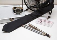 Todavía herramientas de la oficina de vida Fotos de archivo libres de regalías