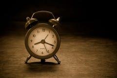 Todavía reloj del rojo de la vida Fotos de archivo libres de regalías