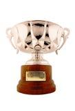 Todavía taza del éxito del trofeo Foto de archivo