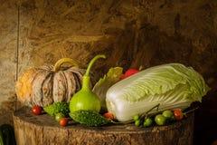 Todavía verduras y frutas de la vida. Imágenes de archivo libres de regalías
