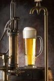Todavía vida con la cerveza Fotografía de archivo libre de regalías