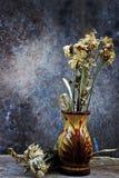 Todavía vida con la flor Imagen de archivo