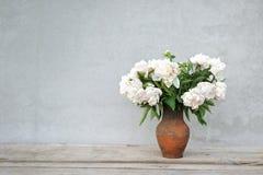 Todavía vida con las flores hermosas de la primavera Foto de archivo