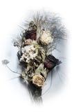 Todavía vida con las rosas Foto de archivo