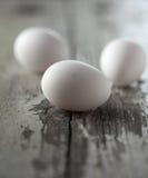 Todavía vida con los huevos Imagenes de archivo