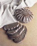 Todavía vida con pan Imagen de archivo