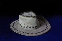 Todavía vida con un sombrero de vaquero Fotografía de archivo libre de regalías