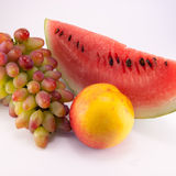 Todavía vida de frutas Foto de archivo