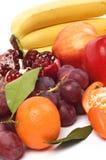 Todavía vida de frutas frescas Foto de archivo libre de regalías