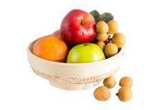 Todavía vida de la fruta Imágenes de archivo libres de regalías