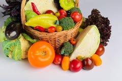 Todavía vida de las verduras del otoño Foto de archivo