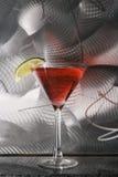 Todavía vida de martini. Imagen de archivo libre de regalías