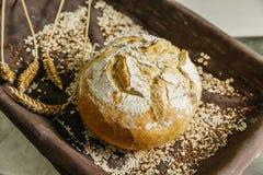 Todavía vida del pan Fotos de archivo libres de regalías