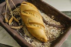 Todavía vida del pan Imagenes de archivo