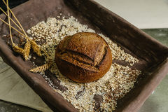 Todavía vida del pan Imagen de archivo