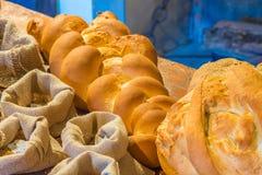 Todavía vida del pan Imágenes de archivo libres de regalías