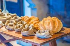 Todavía vida del pan Foto de archivo