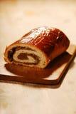 Todavía vida del pan del pan de la amapola Fotos de archivo libres de regalías