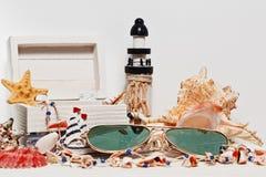 Todavía vida en estilo mediterráneo Fotografía de archivo libre de regalías