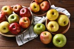 Todavía de las manzanas vida Fotografía de archivo libre de regalías