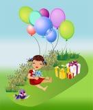 Today celebrate, Stock Image