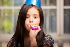 Today is my birthday! Stock Photo