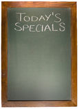 Today's Spacials copy space concept Royalty Free Stock Images