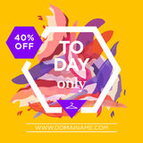 Today only Stock Images