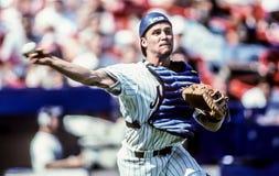 Todd Hundley, New York Mets Fotografia Stock Libera da Diritti