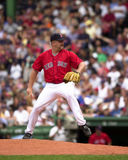 Todd Jones, lanceur des Red Sox de Boston Photos libres de droits