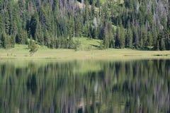 Todd Lake stockfotos