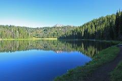 Todd Lake royalty free stock images