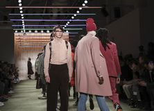 Todd Snyder FW19 stock images