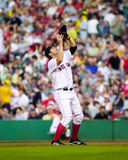 Todd Walker Boston Red Sox Arkivbild