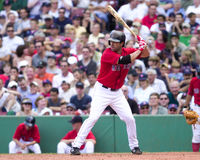 Todd Walker, Boston Red Sox Fotografie Stock Libere da Diritti