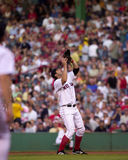 Todd Walker, Boston Red Sox Stock Image