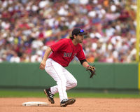 Todd Walker,  Boston Red Sox Royalty Free Stock Photography