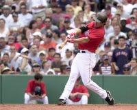 Todd Walker. Boston Red Sox 2B Todd Walker.   Image taken from color slide Stock Photo