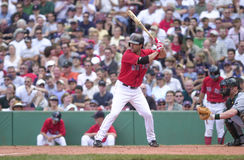Todd Walker. Boston Red Sox 2B Todd Walker.  Image taken from color slide Royalty Free Stock Image