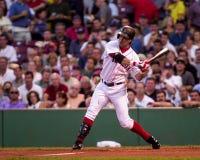 Todd Walker, Boston Rode Sox Stock Foto's