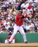 Todd Walker, les Red Sox de Boston Photo libre de droits