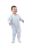 Toddle in pajamas Stock Image