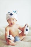toddler Foto de Stock Royalty Free