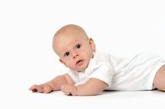 Toddler, Blue Eyes Stock Photos