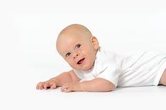 Toddler, Boy, Blue Eyes Stock Images