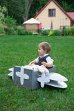 Toddler boy Royalty Free Stock Photo