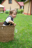 Toddler boy Royalty Free Stock Photography