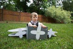 Toddler boy Stock Images