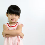 Toddler girl Royalty Free Stock Photos