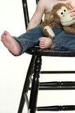 Toddler Legs Stock Photography